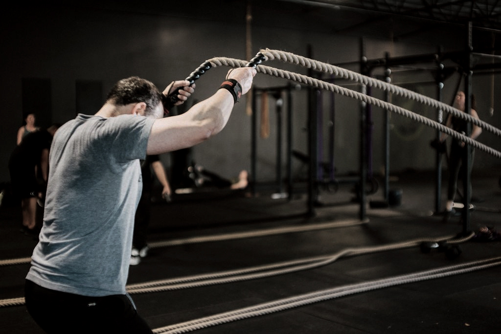 Slider - Battle Ropes